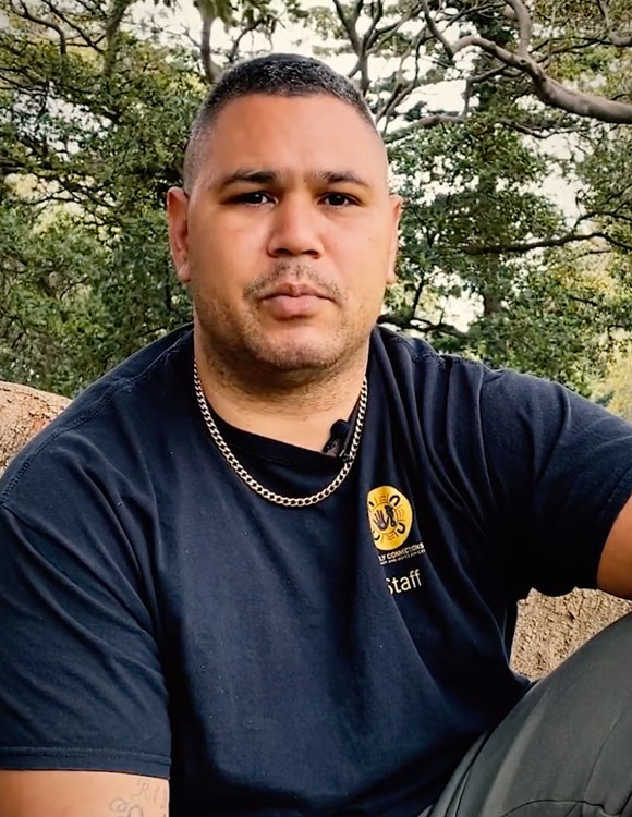 Keenan Mundine - Co-founder & Ambassador of Deadly Connections